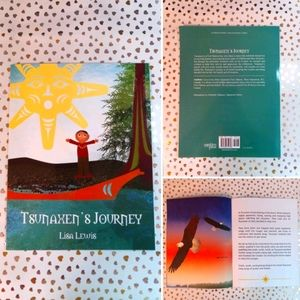 🎀 2/$20 🎀 Kids Book Tsunaxens Journey Story Time